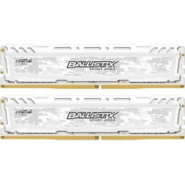 Crucial DDR4 Ballistix Sport LT 32GB  (2x16GB) 2400MHz CL16