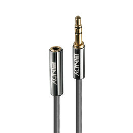 Lindy 3.5mm pikenduskaabel 5.0m, Cromo Line