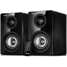 SVEN Speakers SPS-707, black (50W)