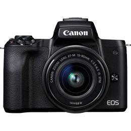 Canon EOS M50 + EF-M 15-45mm IS STM Black
