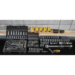 """Forte Tools """"PADRUNVÕTM.KMPL. 1/4"""""""" 30TK"""""""