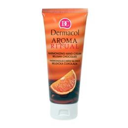 Dermacol  Aroma Ritual Hand Cream Belgian Chocolate Cosmetic 100ml naistele