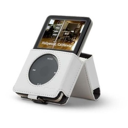 Belkin kaitsevutlar kaitsekest Kickstand Case (iPod 5G) White