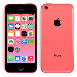Apple  iPhone 5C 8 GB Pink (Grade C)