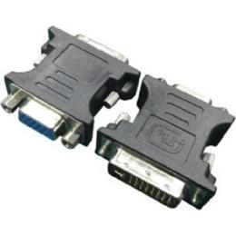 Gembird DVI to VGA Cable Adapter DVI->VGA(24M/15F) black