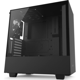 NZXT H500i Midi-Tower - black Window