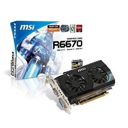 MSI RADEON HD 6670 1GB