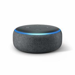 Amazon Echo Dot 3 Charcoal Black