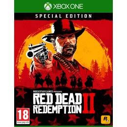 Take2 XBOXOne Red Dead Redemption 2 Special Edition