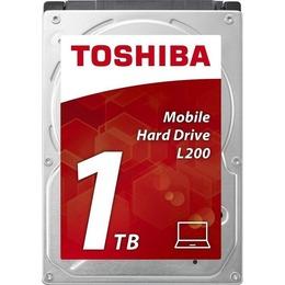 """Toshiba  HDD L200 1TB 2.5"""" HDWJ110UZSVA SATA BULK"""