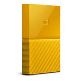 Western Digital External My Passport WDBYNN0010BYL-WESN 1TB Yellow