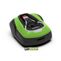 GREENWORKS Optimow 10 - robot lawn mower - 2020 model