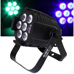 Scandlight  studioPAR M78 RGBW