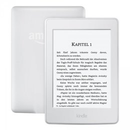 Amazon  Kindle Paperwhite 3 White