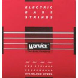 Warwick Warwick Red Strings Steel 4 ML