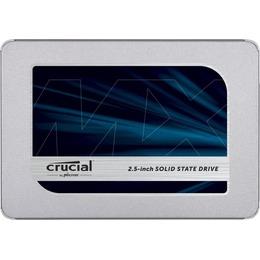 "Crucial MX500 250GB  2.5"" SATA 6 Gbit/s"