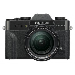 Fujifilm X-T30 + 18-55mm Kit Black