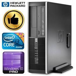 HP Hewlett-Packard 8200 Elite SFF i3-2120 120SSD
