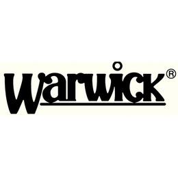 Warwick RB ALIEN Standard 5 Black HP CHROME Fretless