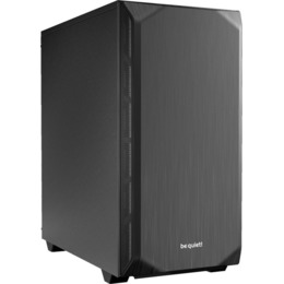 be quiet! Pure Base 500 black, noise-insulated