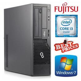 Fujitsu E500 E85+ SFF i3-2120 120SSD