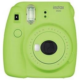 Fujifilm Fujifilm Instax Mini 9 + 10 Instax mini glossy Lime Green