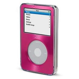 Belkin kaitsevutlar kaitsekest Acrylic Metal Case (iPod 5G) Pink
