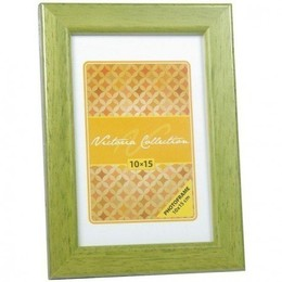 Victoria Collection  Pildiraam Natura 10x15, Light green