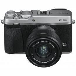 Fujifilm X-E3 + 15-45mm Silver