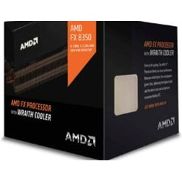 AMD  FX-8350 Wraith