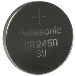 Panasonic Patarei CR2450/1B Lithium Power