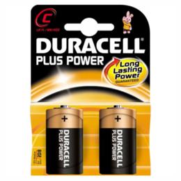 DURACELL  Plus Power MN1400 C (LR14), 2-pack