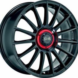 OZ Superturismo EVO Black 5x112 R19 8.5 30 VALUVELG