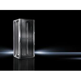 Rittal Seadmekapp TS-IT T1 RAL7035 WHD 800x2000x1000 42U perforeeritud uksed