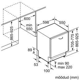 Bosch SBV88UX36E
