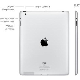 Apple  iPad 32GB White (3rd Gen.)