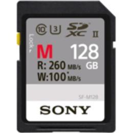 Sony SDXC Card SDXC Professional 128GB Class 10 UHS-II