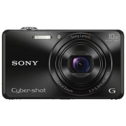 Sony  Cyber-shot DSC-WX220 Black