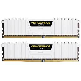 Corsair DDR4 Vengeance LPX White 16GB  (2x8GB) 3200MHz CL16