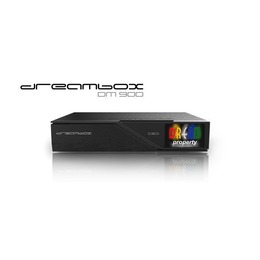 Dreambox  DM900 4K UHD 1x DVB-S2 Dual Tuner E2 Linux PVR Receiver