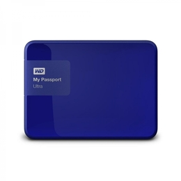 Western Digital  My Passport WDBYFT0040BBL-WESN 4TB Blue