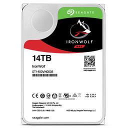 Seagate IronWolf HDD 3.5 14TB SATA3 7200RPM 256MB