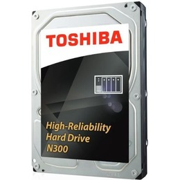 Toshiba N300 NAS 12TB SATA 256MB, retail
