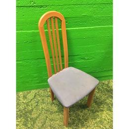Hele tool pehme sinise istmega (kasutatud)