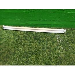 Helehall ruloo kardin (kasutatud)