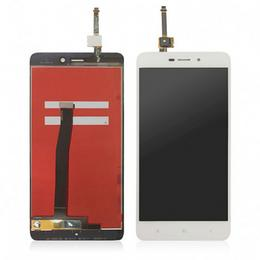 Xiaomi Ekraan LCD screen Redmi 4A (white) ORG