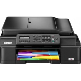 Brother  AiO MFC-J200 A4 color USB/WLAN/FAX/27ppm/100arkuszy