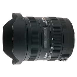 Sigma AF 12-24mm F4.5-5.6 DG HSM II Canon