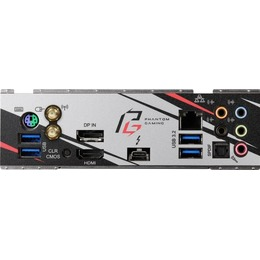 ASRock Socket AM4 X570 phantom Gaming-ITX/TB3