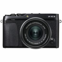 Fujifilm X-E3 + 15-45mm Black